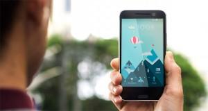چگونه با HTC 10 از کل صفحه اسکرین شات بگیریم؟