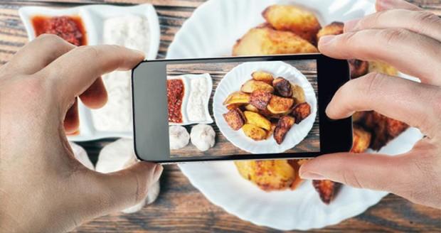 ویژگی تشخیص محتوای غذا گوگل