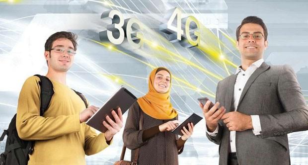 خرید آنلاین بستههای اینترنت ایرانسل