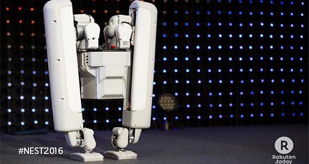 رباتهای دوپا