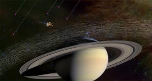 کشف حقایقی جدید دربارهی ذرات پیرامون زحل