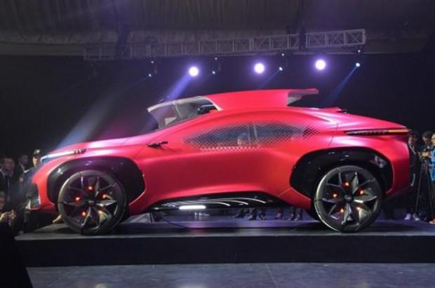 اتومبیلهای چینی slack