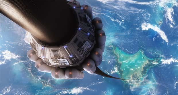 تماشا کنید: آیا ساخت یک آسانسور فضایی امکان پذیر است؟