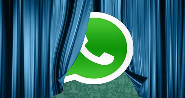 پیامرسان واتساپ