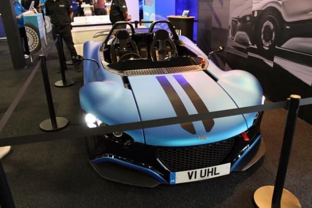 نمایشگاه خودرو لندن 2016