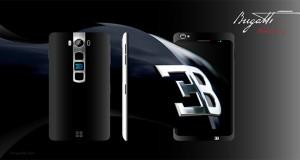 گوشی هوشمند بوگاتی Bugatti