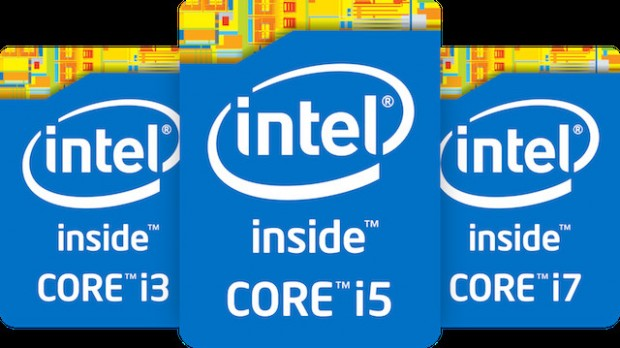 پردازندههای اینتل