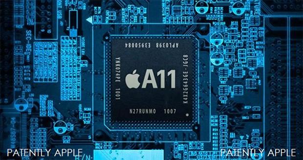 تراشه 10 نانومتری A11 اپل