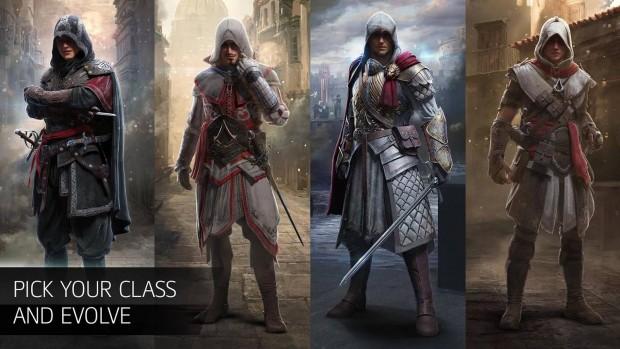 بازی Assassin's Creed Identity