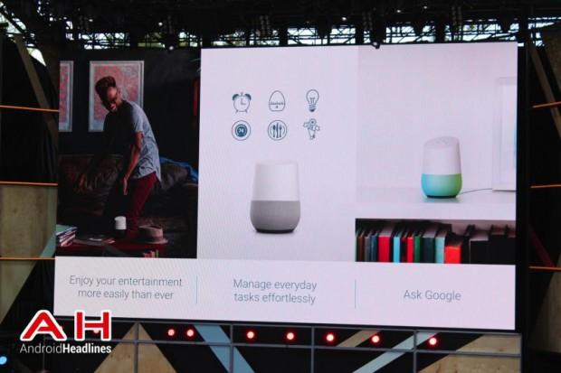 بلندگوی هوشمند Google Home