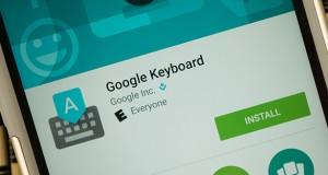 نسخه 5.0 کیبورد گوگل