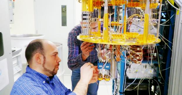 کامپیوترهای کوانتومی برای اولین بار در دسترس عموم قرار گرفتند