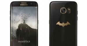 رونمایی نسخهی Injustice گلکسی اس ۷ اج با تم بتمن