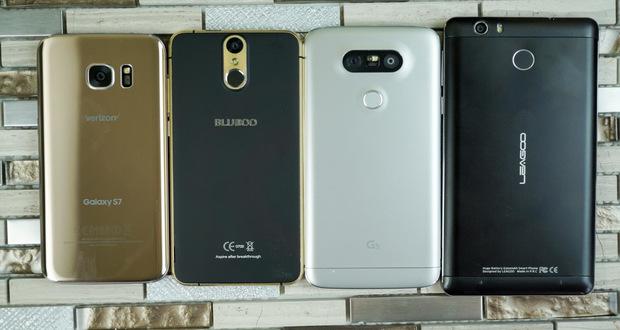 تلفنهای اندرویدی