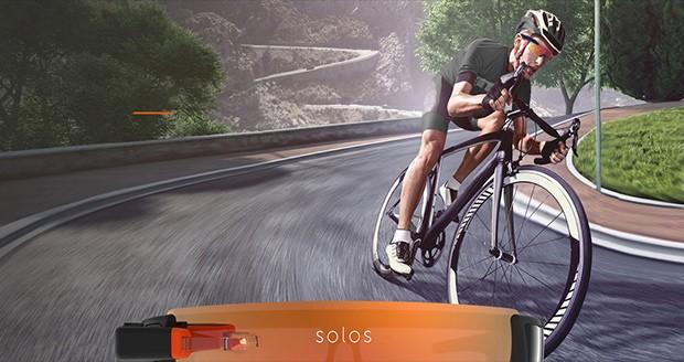 عینک هوشمند مخصوص دوچرخه سواران ایالات متحده