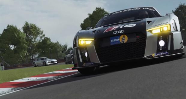 بازی Gran Turismo