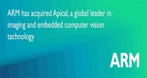 کمپانی ARM یک شرکت فعال در زمینهی بینایی ماشین را تصاحب کرد