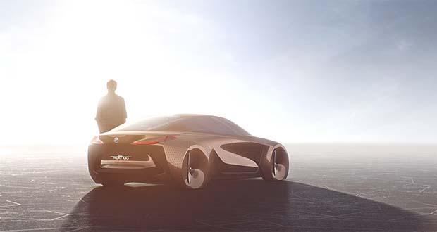 خودروی i NEXT ؛ اولین مدل بدون رانندهی بی ام و تا سال ۲۰۲۱ وارد بازار میشود