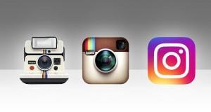 لوگو جدید اینستاگرام