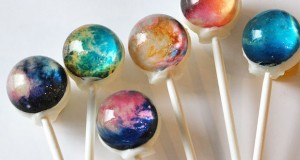 ده شیرینی با طرحهای فضایی که مزهی کهکشان میدهند!