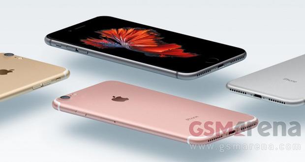 تصویر سه بعدی رندر آیفون ۷ (iPhone 7)