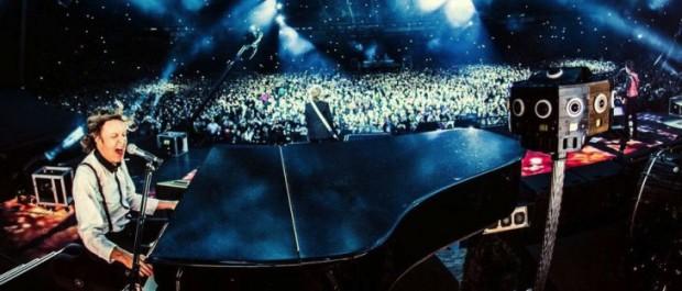 پخش زنده کنسرت در هدست واقعیت مجازی