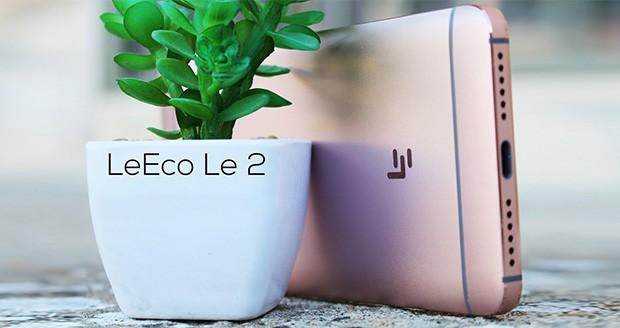 نسخه جدید هندست LeEco Le 2