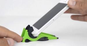 Pocket Tripod 2.0؛ سه پایهی اسمارت فون برای تمام برندها