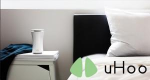 سنسور هوشمند uHoo برای هوا