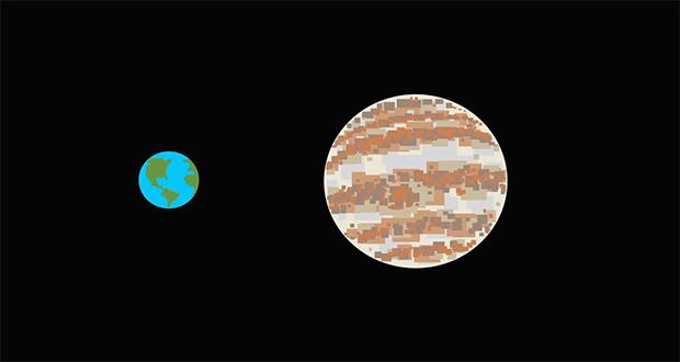 اگر سیارهی مشتری وجود نداشت، منظومهی شمسی چگونه میبود؟