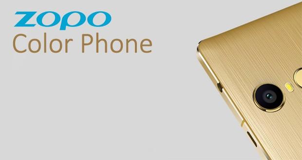 گوشی Color Phone زوپو