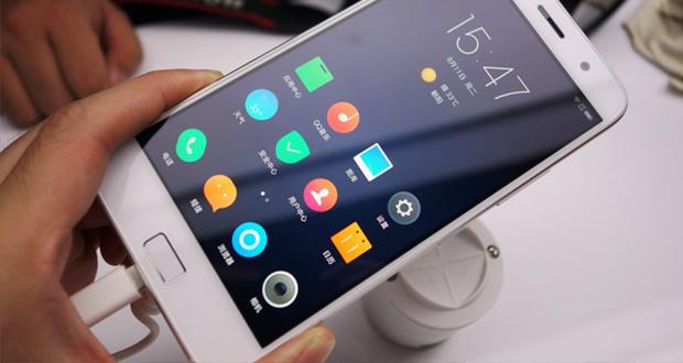 گوشی هوشمند ZUK Z2