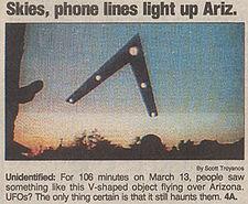 حادثه نورهای فینیکس