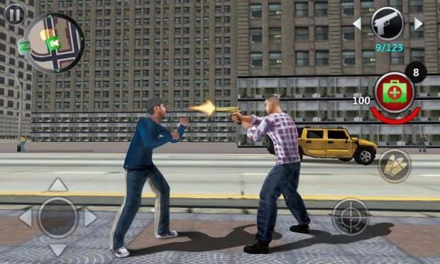 بازی Grand Gangster 3D