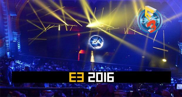 جمعبندی کنفرانس EA در E3 2016
