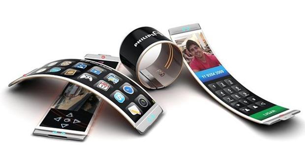 پتنت جدید اپل از ساخت نمایشگر منعطف برای گجتهای پوشیدنی حکایت دارد