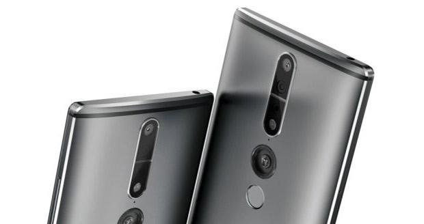 گوشی هوشمند لنوو Phab2 Pro