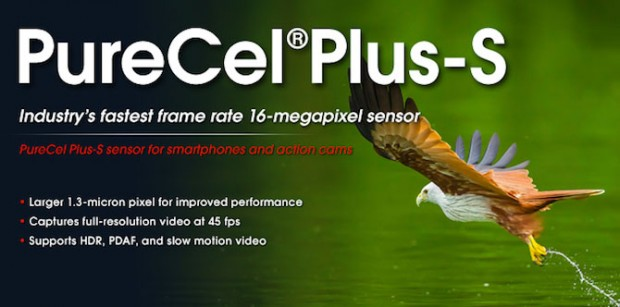 با سنسور OmniVision فیلمبرداری 4K با نرخ ۶۰ فریم بر ثانیه ممکن میشود
