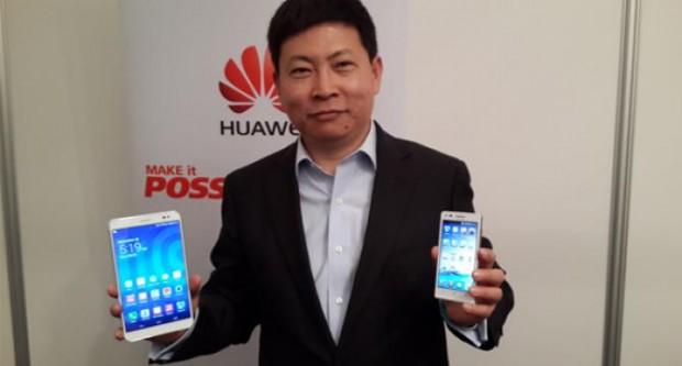 مدیران هواوی قصد دارند تا سال ۲۰۱۲ به بزرگترین تولیدکنندهی تلفن همراه در جهان تبدیل شوند
