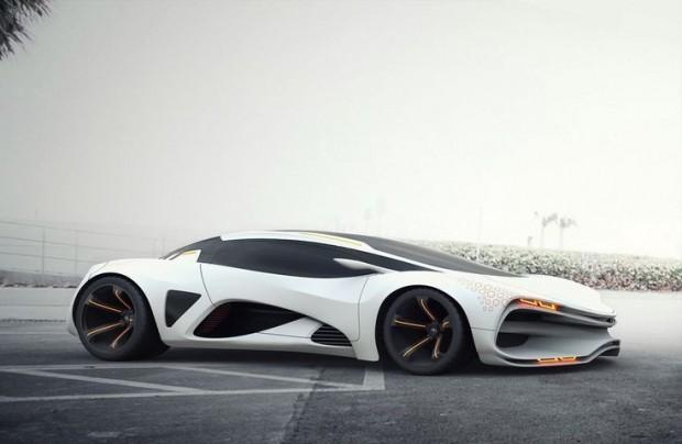 سریعترین خودرو دنیا