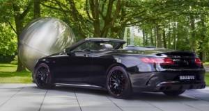 قدرتمندترین خودرو برابوس