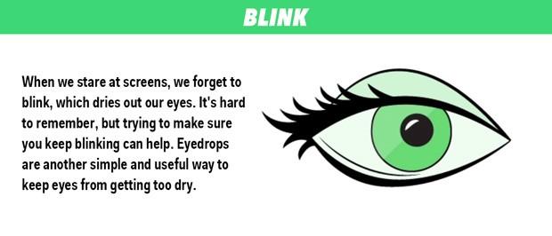 کاهش خطر سندرم چشم