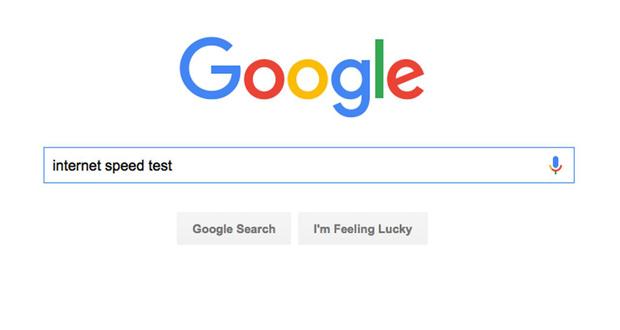 موتور جستجوی گوگل به زودی میتواند سرعت اینترنت شما را محاسبه کند