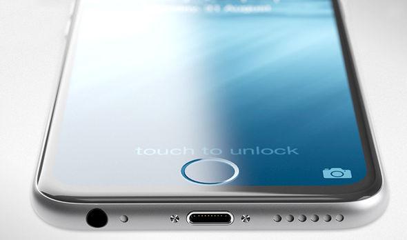 اپل دکمهی هوم در آیفون ۷ را با یک دکمهی خازنی فورس تاچ تعویض میکند