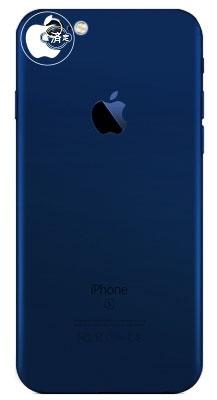 آیفون ۷ به جای رنگ خاکستری در رنگ آبی تیره عرضه خواهد شد