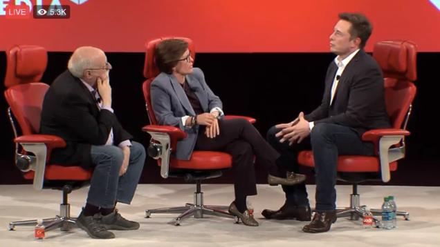 ایلان ماسک : خودروی بدون رانندهی اپل فرصتی بود که از دست رفت!
