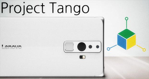 10 دلیل برای درک اهمیت بالای پروژه تانگو گوگل