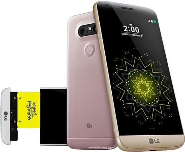 مقایسه LG G5 و OnePlus 3