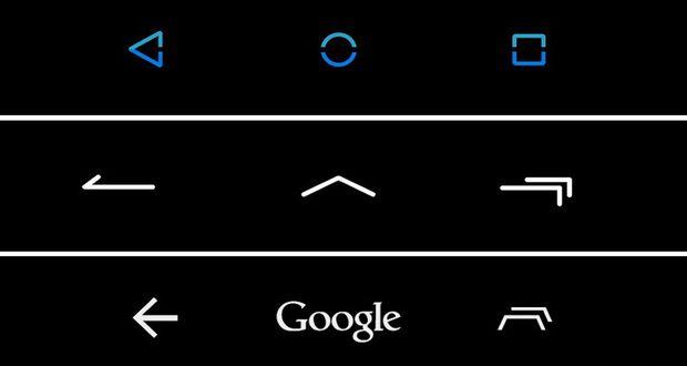 طراحی متفاوت در اندروید N