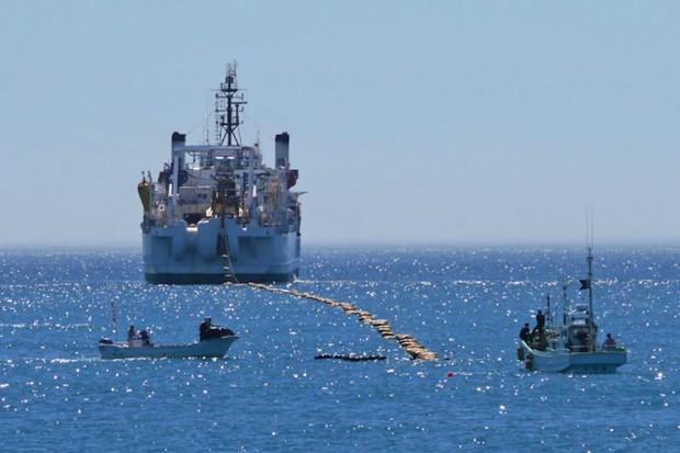 کابل اینترنت زیر دریایی بین ژاپن و ایالت متحدهی آمریکا با سرعت ۶۰ ترابیت بر ثانیه آغاز به کار کرد